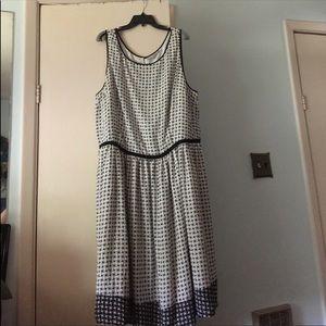 Eshakti lined dress